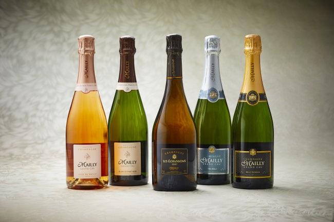 【ロイヤルパークホテル】バレンタイン限定!有名メゾンのシャンパンとのペアリングディナーを開催。