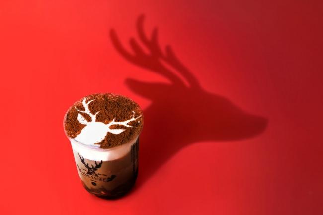 THE ALLEYと一緒に想いを届けよう!「Deer Love Collection」の第一弾バレンタイン限定ドリンクが1/31(金)より登場!