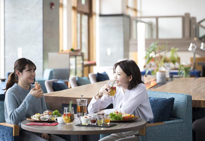 【南紀白浜マリオットホテル】スパ&インルームディナーで楽しむくつろぎのホテル体験 のんびりとした朝を過ごせるブランチも 春の宿泊プラン「Recharge Trip」を発売