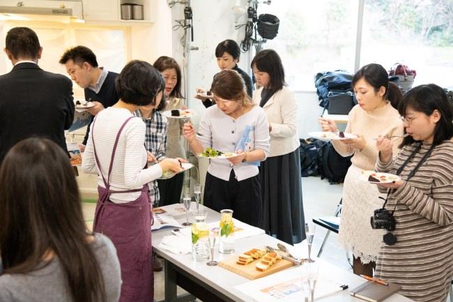 生のお米からパンを作る、世界初のレシピ本『はじめての生米パン』発売前試食会を開催しました!