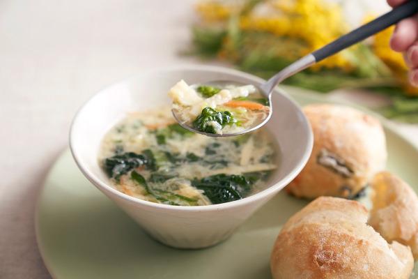 Pan&(パンド)、1食わずか276kcalのヘルシースープセットを含む、春の新作冷凍パン・スープを発売