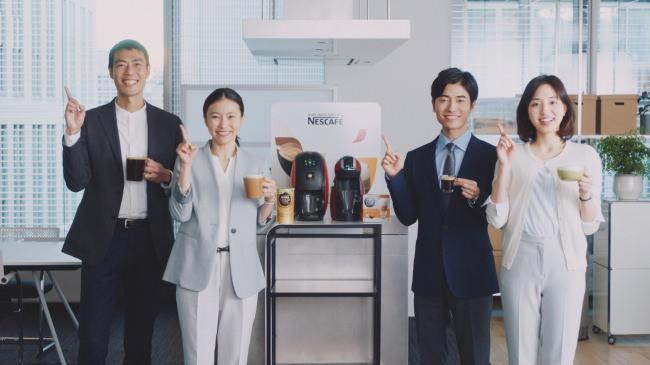 ネスレ日本とLINE Pay、職場でのコーヒー代金回収支援サービス「LINE Pay for ネスカフェ アンバサダー」を提供開始