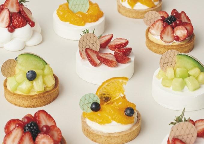 伊勢丹新宿店に旬のフルーツを使った洋菓子店『POMOLOGY』がオープン