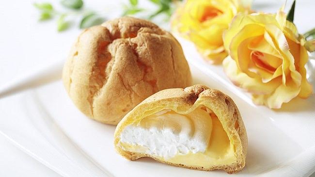 毎日食べたくなる王道シュークリーム誕生!『カスタード&ホイップのツインシュー』を4月15日(水)新発売