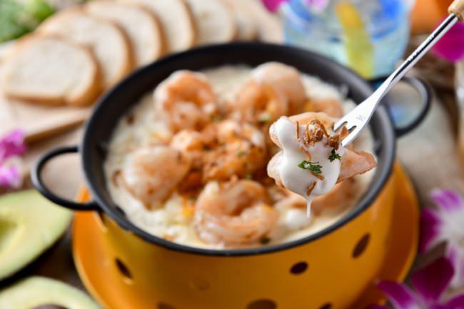 【期間限定】健康的でおいしい「LaniLani×日本チーズ・フォンデュ協会」コラボメニュー第二弾「エビチーズフォンデュ」を提供開始