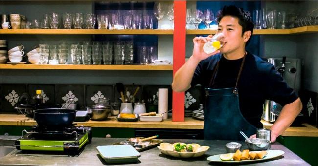 料理家 栗原心平 公式YouTube『ごちそうさまチャンネル』開設!料理男子のための「おうちごはん」レシピを続々公開!