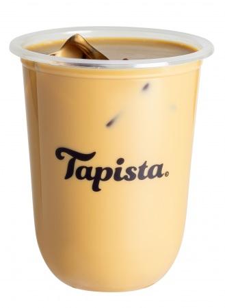 紅茶鑑定士のもと開発した、濃厚でコクのあるアッサムブレンド。 Tapista人気NO.1ドリンクです