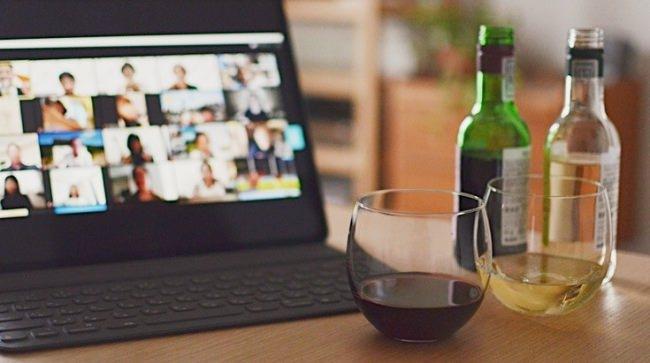 """新生活様式に合わせた、新たなワインの楽しみ方""""オンラインワイン会""""をスタート"""