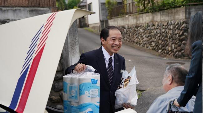 「京王すまいるサポートタクシー」サービスイメージ」