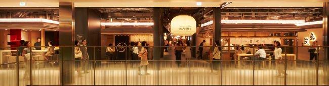 東京中の名店26店が集結した「虎ノ門横丁」など59店舗がオープン「虎ノ門ヒルズ ビジネスタワー」 商業施設6月11日開業