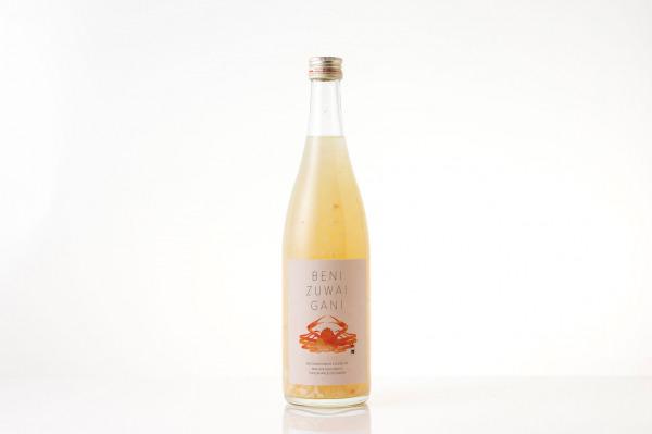 飲む贅沢!かにのお酒「BENIZUWAIGANI」が 6月22日「カニの日」にリニューアル新登場