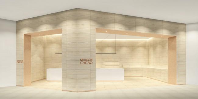 MAISON CACAO ニュウマン横浜店