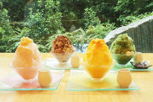 【セルリアンタワー東急ホテル】今夏も登場!素材そのもののおいしさを味わうひんやりスイーツ ホテルで楽しむ「かき氷」販売
