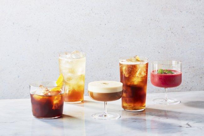 ブルーボトルコーヒーから、スペシャルティコーヒーカクテルを発売