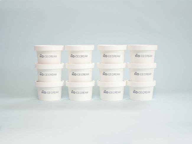 HiO ICECREAMとコラボしてオリジナルフレーバーアイスを今夏限定で販売!7月23日よりオンラインショップ「KYUSHU-ISLAND」で予約開始