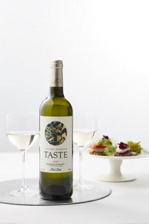 夏にぴったり。家庭画報オリジナルワイン「TASTE」シリーズより、待望の白ワインが誕生!