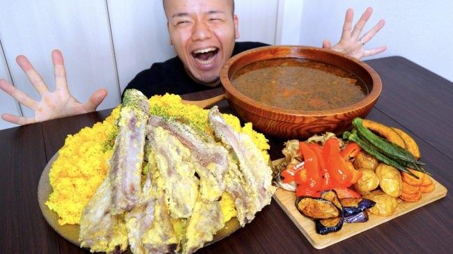 【飲食店応援企画】食べログカレーの名店100にも選ばれた人気のお店「hirihiri」とすすきの名物!【北海道ジンギスカン 蝦夷屋】をママイクコのオンライン・ショッピングモールにてご用意いたしました!