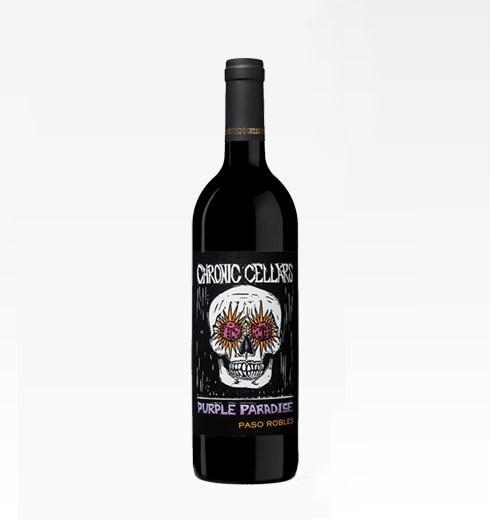 ユニークなラベルの赤ワイン「パープル・パラダイス」を 抽選で10名にプレゼント!