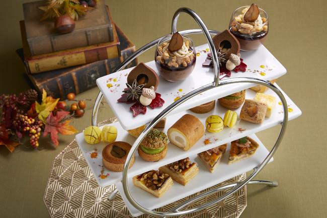 【ロイヤルパークホテル】今年は栗が主役!秋の味覚や果実を味わう「秋穫祭」を9/1より開催!