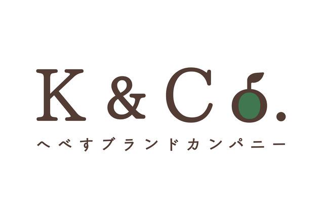 K&CO.のロゴマーク