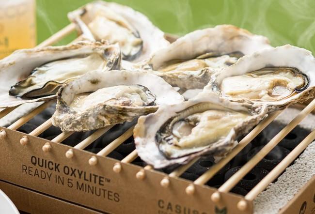 ベランピング焼牡蠣イメージ