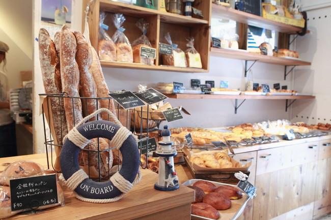 家族の幸せ時間を考えて企画した秋の収穫パンの先行販売も!堀江のベーカリーpesaが泉北タカシマヤに初出店!
