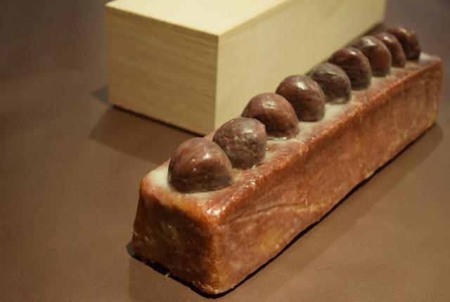 極上和栗のパウンドケーキ「令和 道(れいわのみち)」