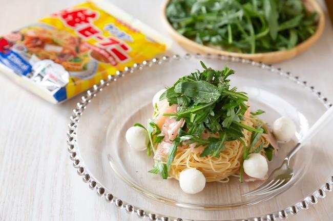 神戸企業コラボ!フェリシモ「ナチュカル・シュークラブ支援プロジェクト」×発売60周年の「ケンミン焼ビーフン」 「ケンミン焼ビーフン」と特別レシピ協賛で野菜の生産者を支援!