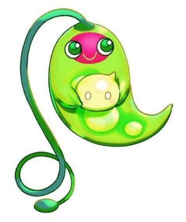 """『はたらく細胞 ユーグレナ編~ユーグレナで、免疫細胞がもっと強くはたらく!~』の""""ユーグレナさん"""" Ⓒ清水茜/講談社"""