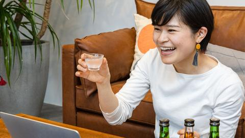 オンライン飲み ハンズオンローカルSAKE