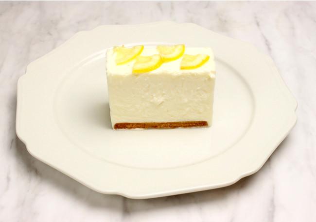 レモンのレアチーズケーキ¥638