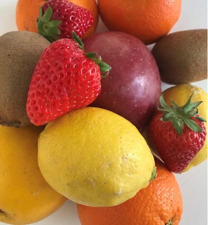 旬のフルーツをたっぷりご堪能ください♪