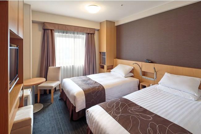 博多エクセルホテル東急 ツインルーム