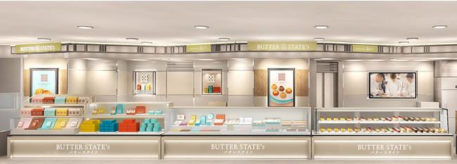 バターステイツ西武池袋店