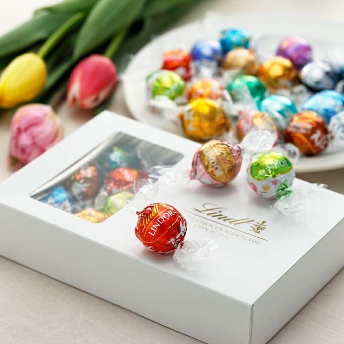 『リンツ』のチョコが毎月届く!公式アンバサダーをインスタグラムで募集