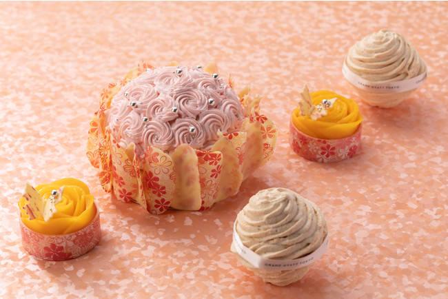 フィオレンティーナ ペストリーブティック「母の日ケーキコレクション」