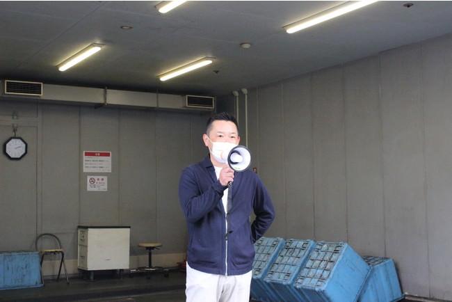 副理事長・関根紳太郎