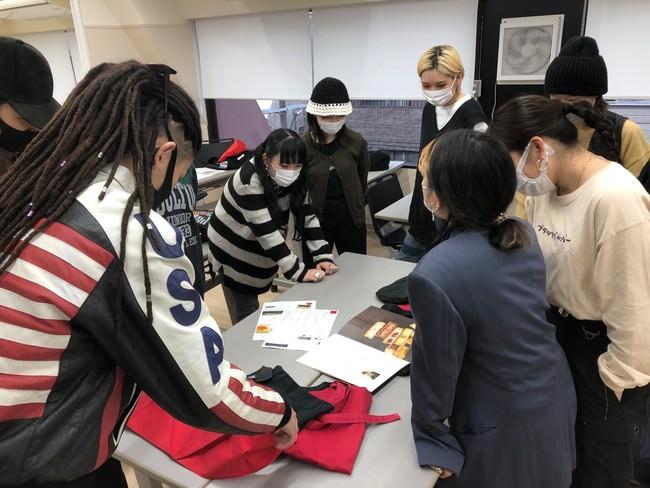 ◆写真提供:上田安子服飾専門学校