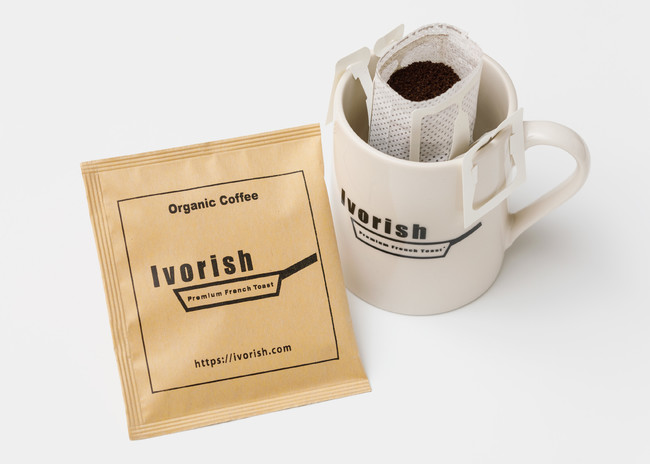 Ivorishオリジナルドリップコーヒー