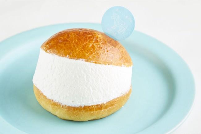 究極の生クリームパン [ミルク マリトッツォ] 430円 (税込)