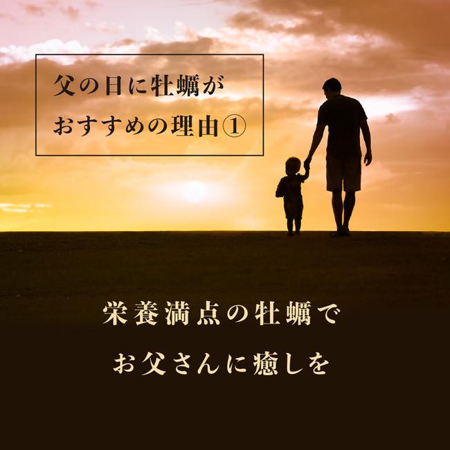 お父さんにぴったりな理由1