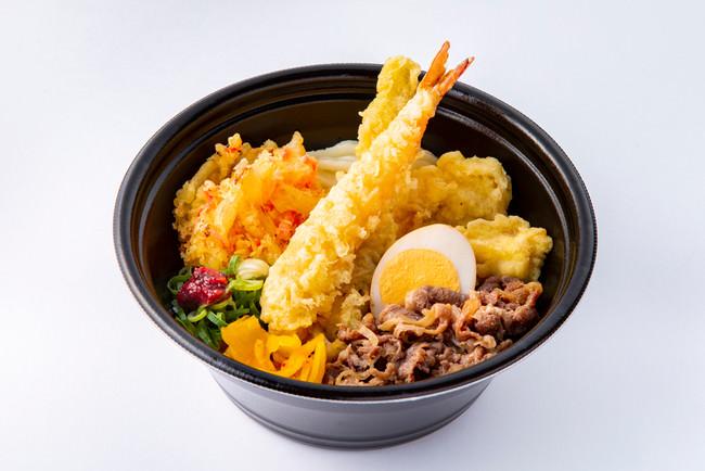 とくとく弁当「牛肉入り」 660円(税込)