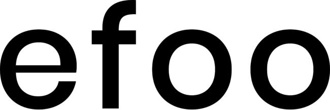efooのロゴ。