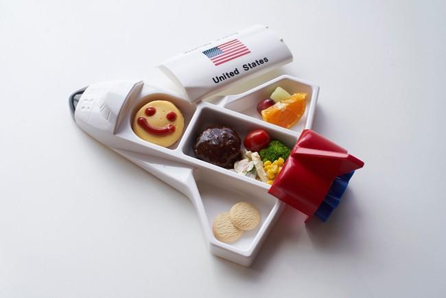 スペースシャトルプレート 600円(税込)
