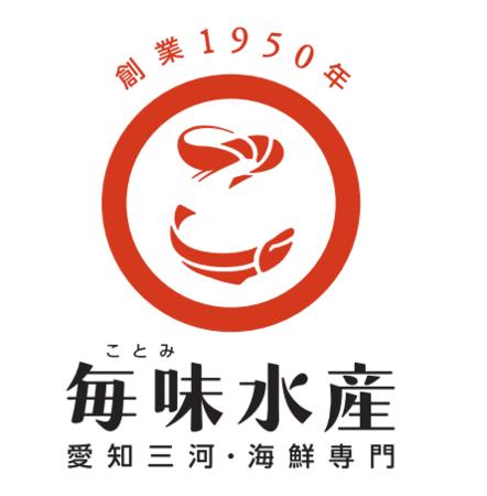 毎味水産 公式ロゴ