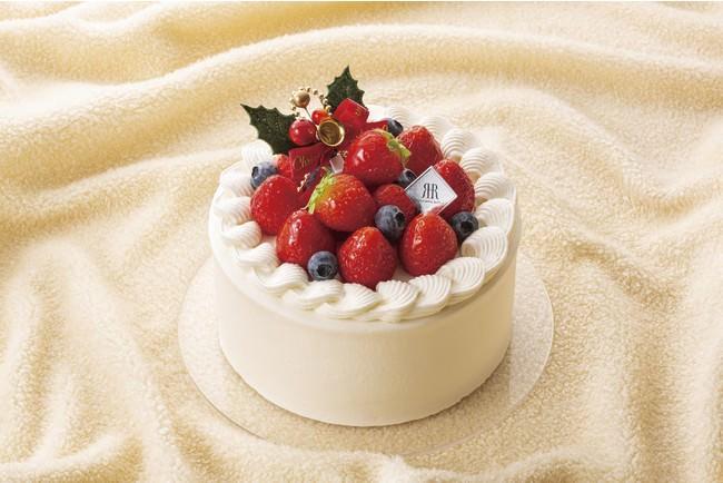 「クリスマスショートケーキ」