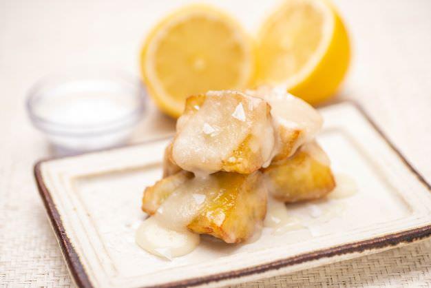 淡雪塩レモン