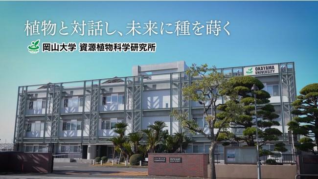 岡山大学資源植物科学研究所(倉敷市)