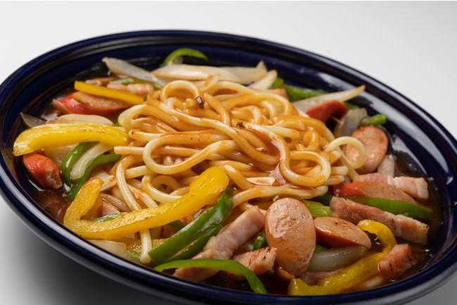 「名古屋飯!!あんかけスパゲティ」商品メニュー