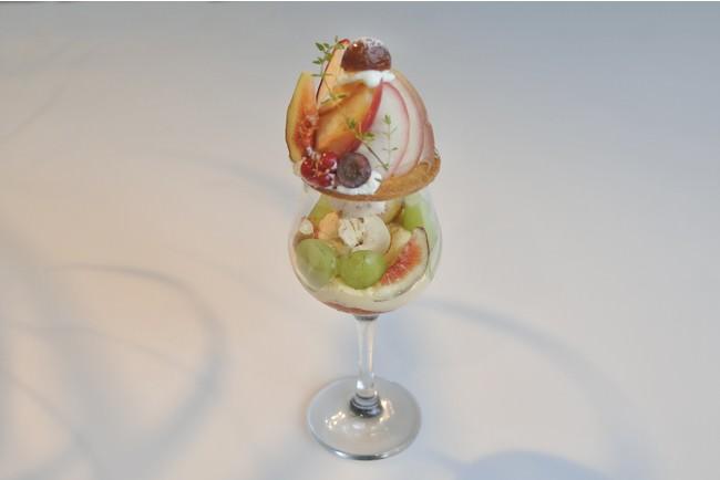 パルフェ ポム -りんごと和栗と季節のフルーツ-